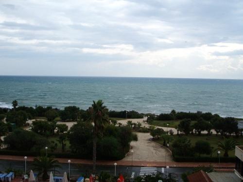 Desde la terraza de mi hotel Cabo Cervera