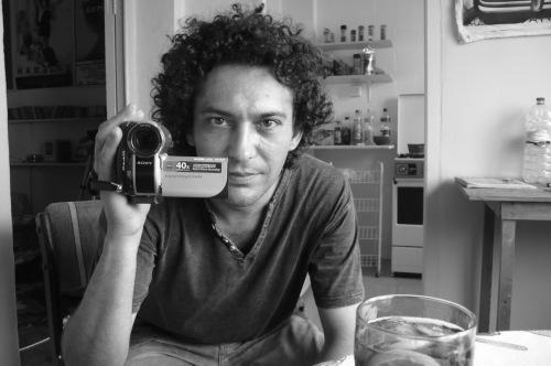 Manuel Marzel, cineasta y escritor.