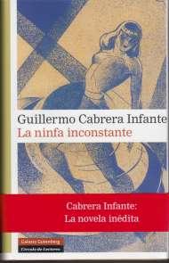 La ninfa inconstante, de Guillermo Cabrera Infante