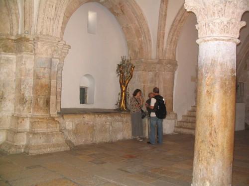 Sala de La Última Cena, Jerusalén