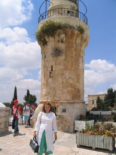 Jerusalén, minarete