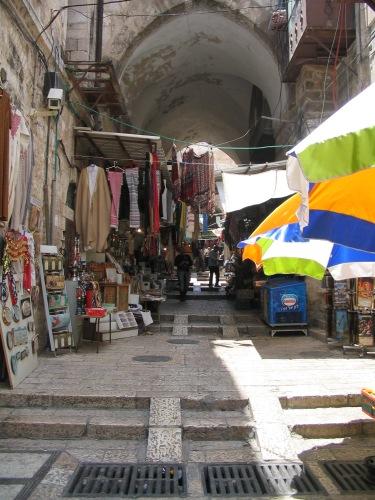 Barrio árabe, Jerusalén