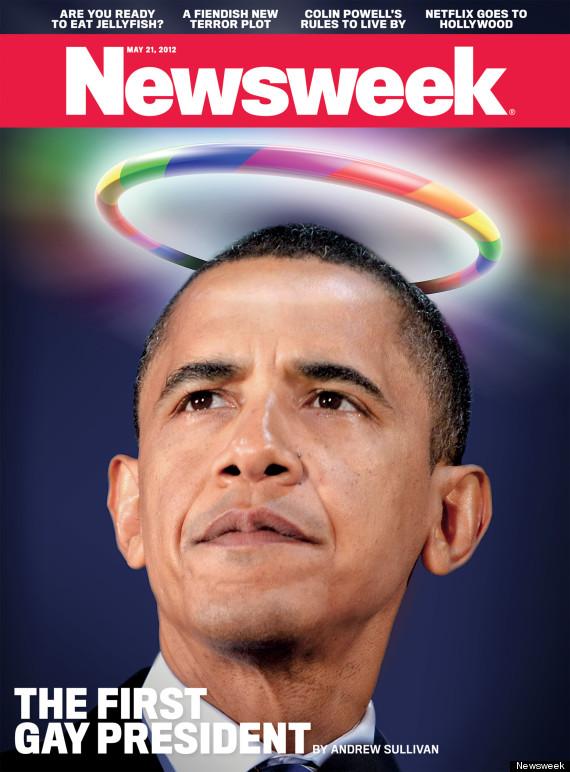 Президент гомосексуалист