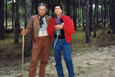 Jorge Camacho y Reinaldo Arenas