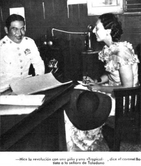 Mundo gráfico. 11/3/1936