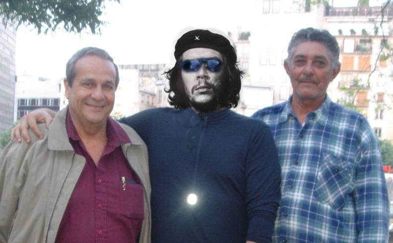 Félix Rodríguez Mendigutia, Che Guevara, Benigno (montaje Ricardo Vega)