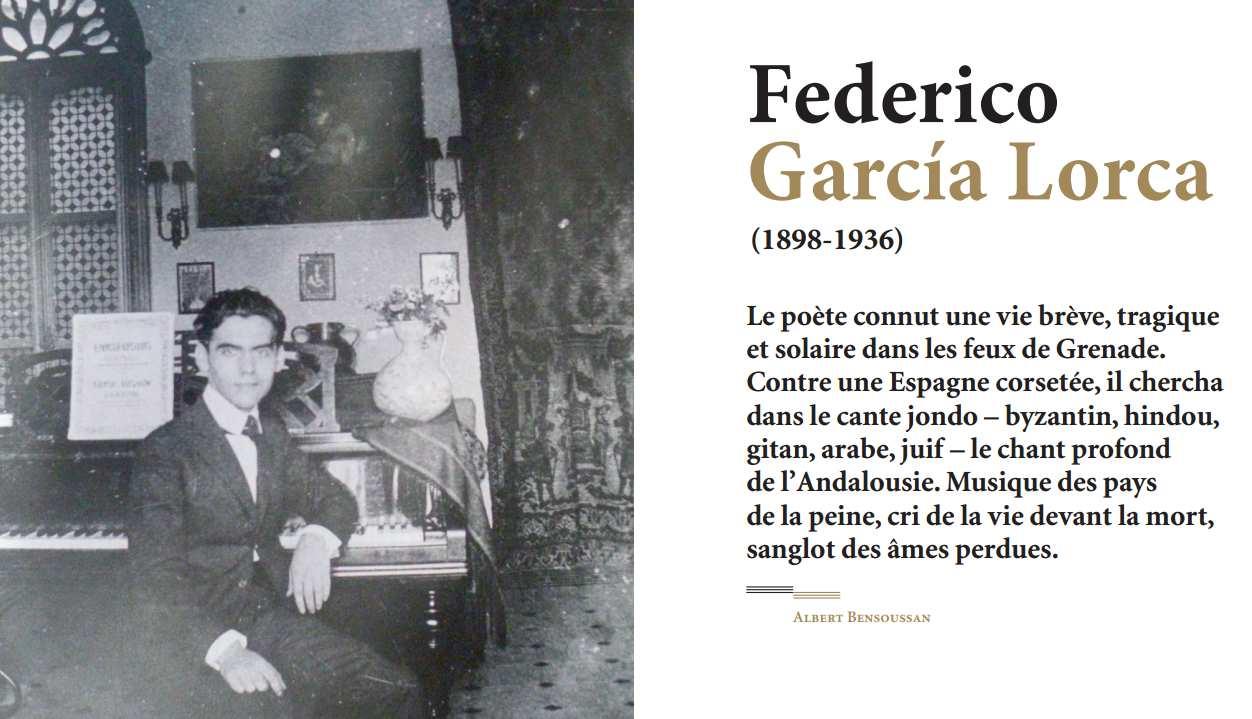 Federico García Lorca Par Pepe Córdoba Pepe De Cordoba La Espana Flamenca De