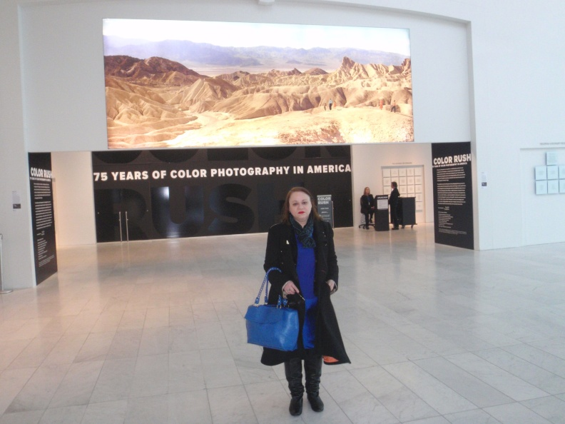 En el Museo Calatrava (Foto Ricardo Vega)