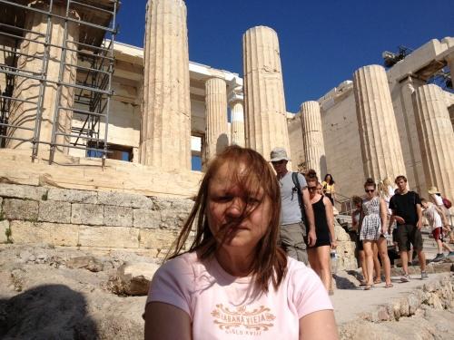 Templo de Atenas Niké