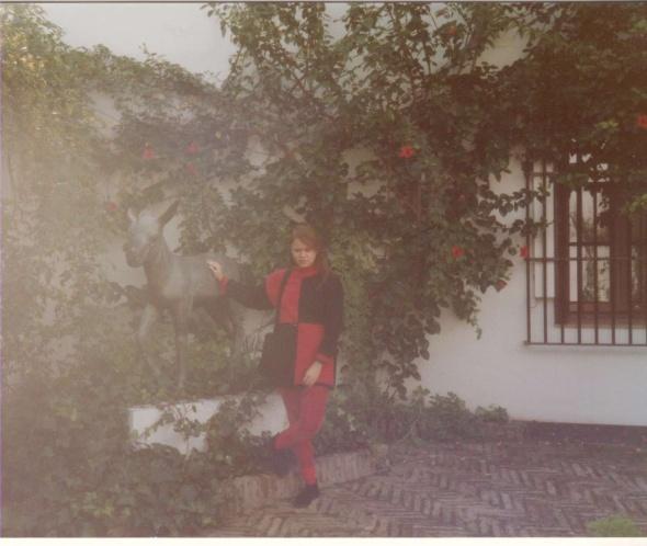 Platero y yo en Palos de Moguer