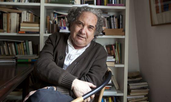 Ricardo Piglia. Foto Ricardo Ceppi