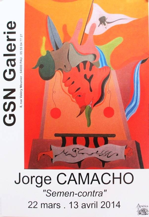 Jorge Camacho en Pau
