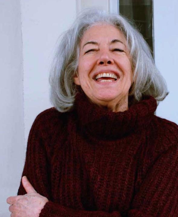 Miriam Gómez. Foto Lalo Borja.