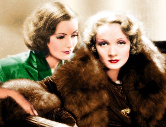 Marlene y Greta