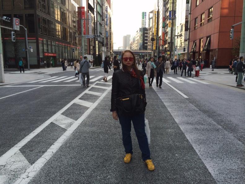 Zoé Valdés en Tokio