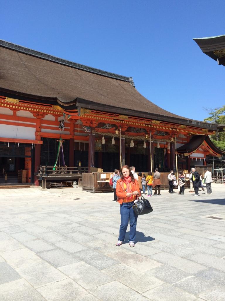 Templo en Gion Kyoto