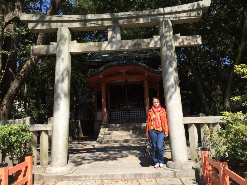 Puerta shinto
