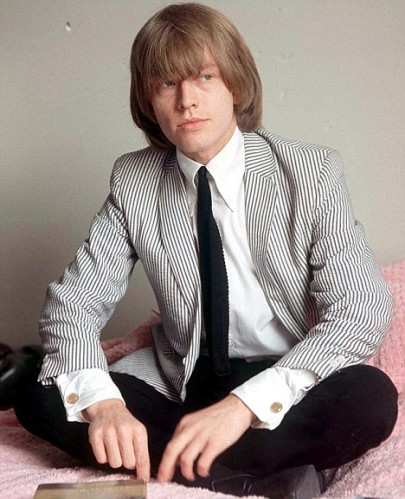 Mandatory Credit: Photo By O'NEILL / REX FEATURES BRIAN JONES VARIOUS - 1964 ROLLING STONES