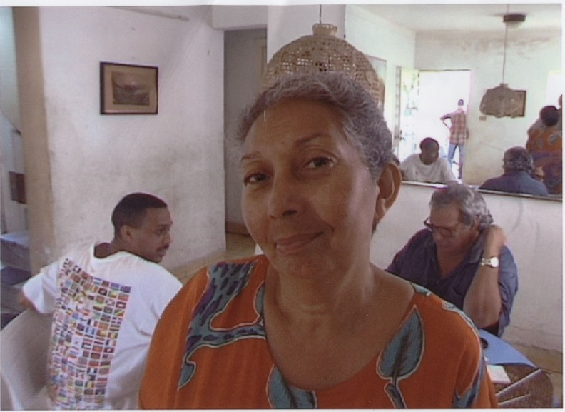 En CubaPress, Tania Quintero, Iván García y Raúl Rivero. La Habana