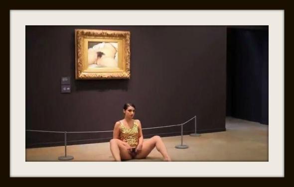 El origen del mundo Courbet