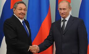 Putin y Castro II