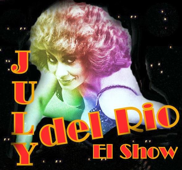 YULY DEL RIO LOGO SHOW