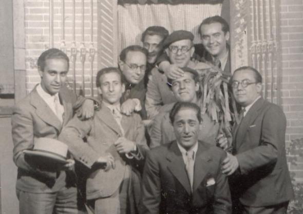 Federico y sus amigos