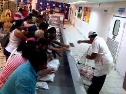 Venezuela hambruna