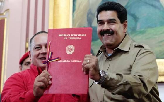 Venezuela Decree Powers
