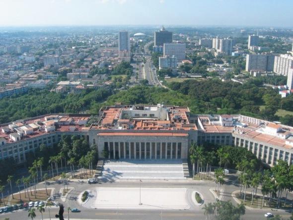 palacio de la revolución