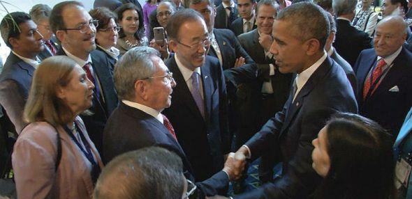 Castro-y-Obama