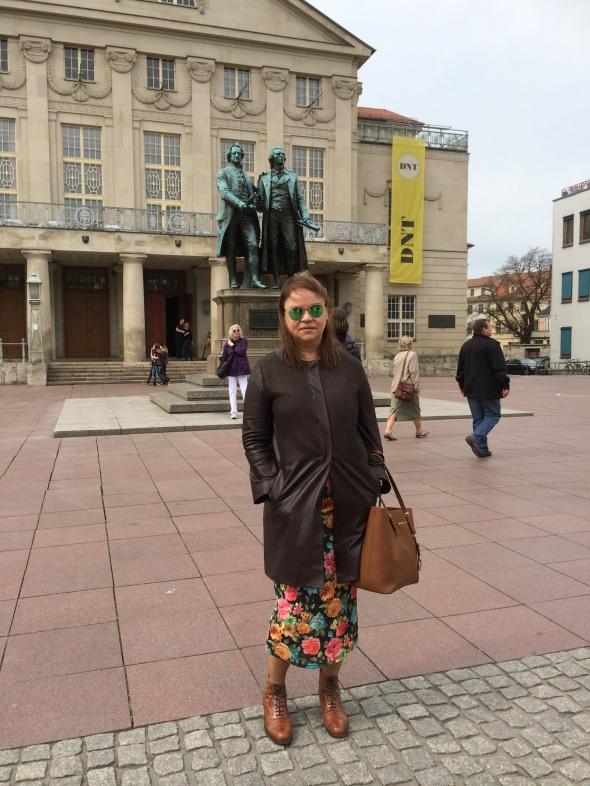 Zoé en Weimar