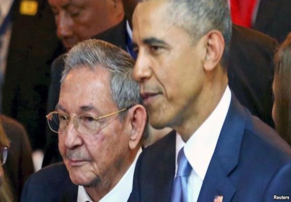Obama-Raúl