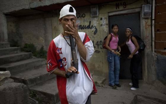 Venezuela Street Gangs XLAT