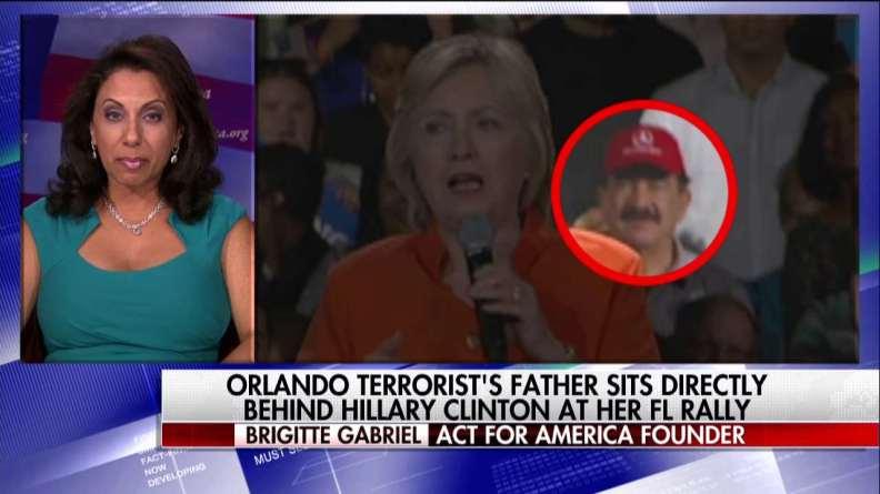 Hillary - padre de terrorista