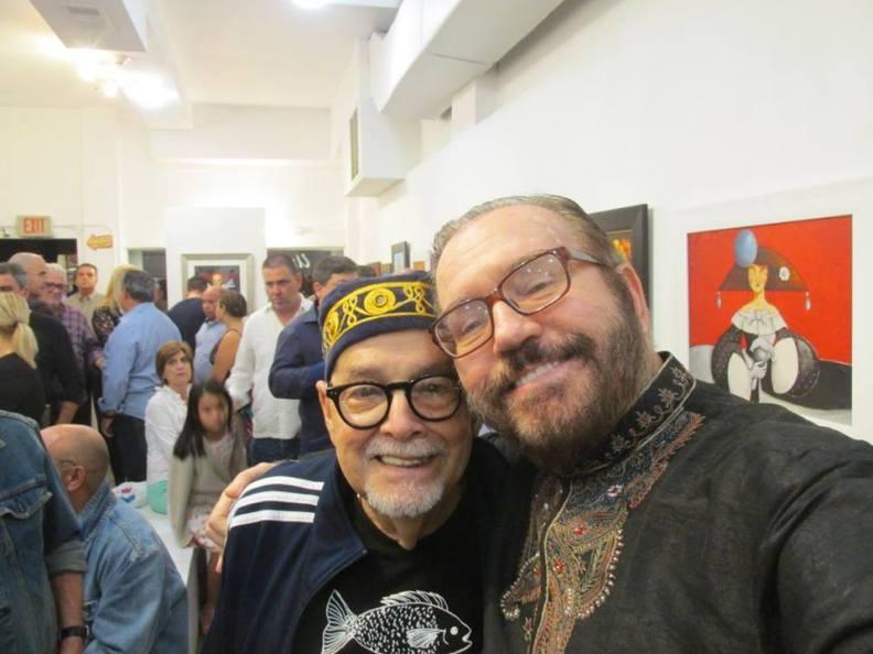 Miguel Ordoqui y Daniel Fernández