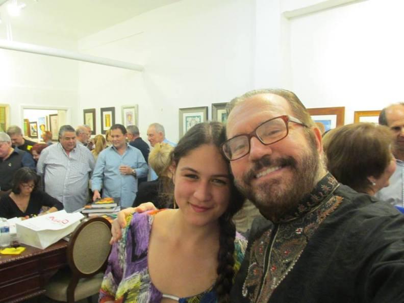 Attys Luna y Daniel Fernández