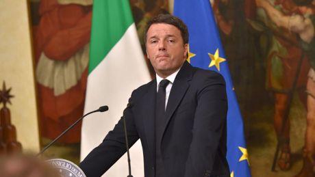 Renzi-Renuncia