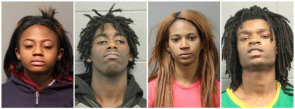 a-combination-photo-shows-four-people-charged-with-felonies-for-the-beating-of-a-man-with-mental-health-issues-l-r-brittany-covington-18-jordan-hill-18-tanishia-covington-24-and-tesfaye-cooper-18-show