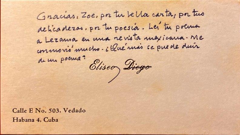 Eliseo Diego